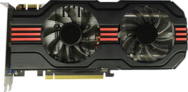 how to speed up graphics card fan