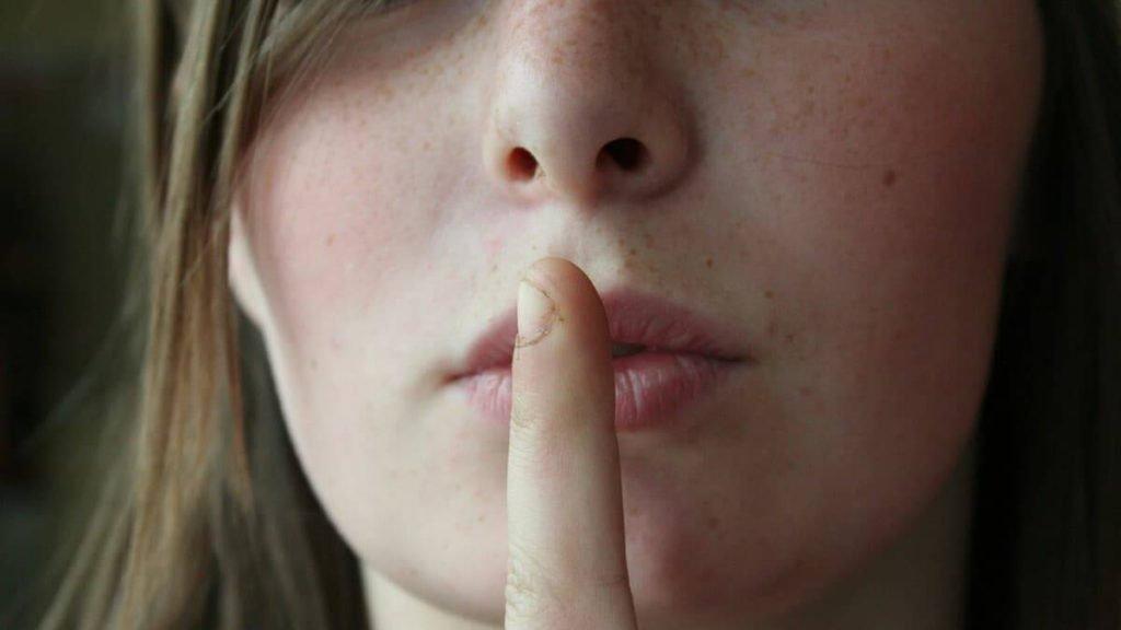 quiet signal - sshhhh