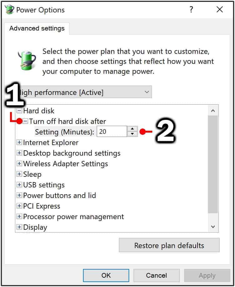How to Change the Power Plan in Windows 10 Easily 4