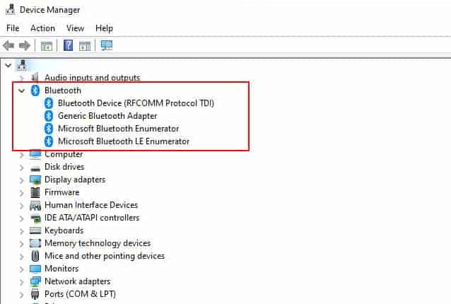 How to Turn Off Bluetooth in Windows 10 (And Turn It On) 6