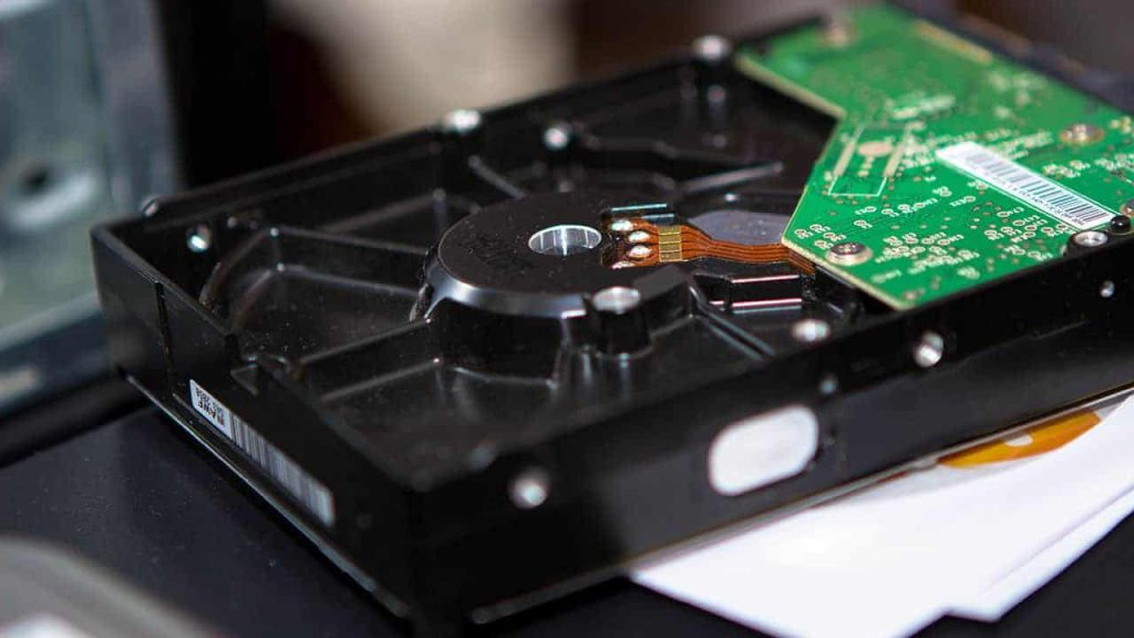 Using an Old Hard Drive with a New Motherboard 5