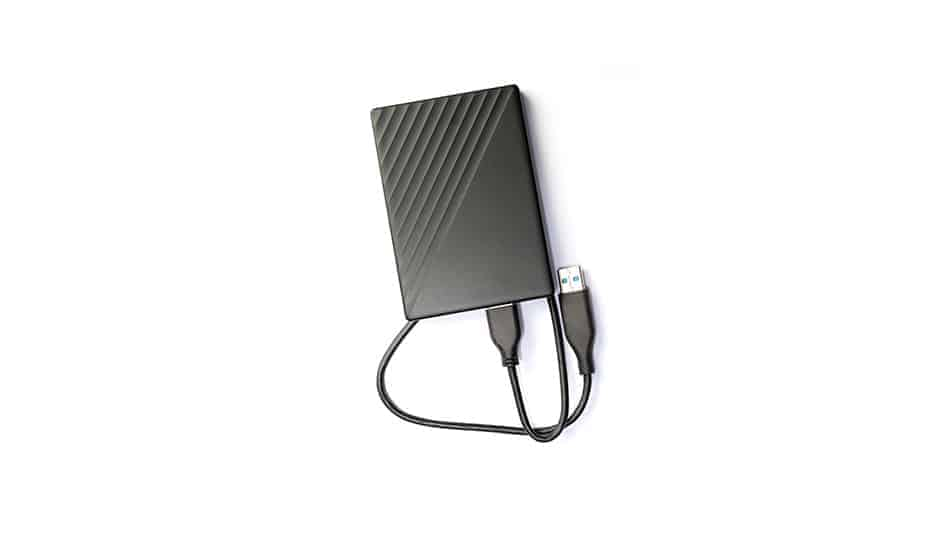 external ssd drive with usb cable