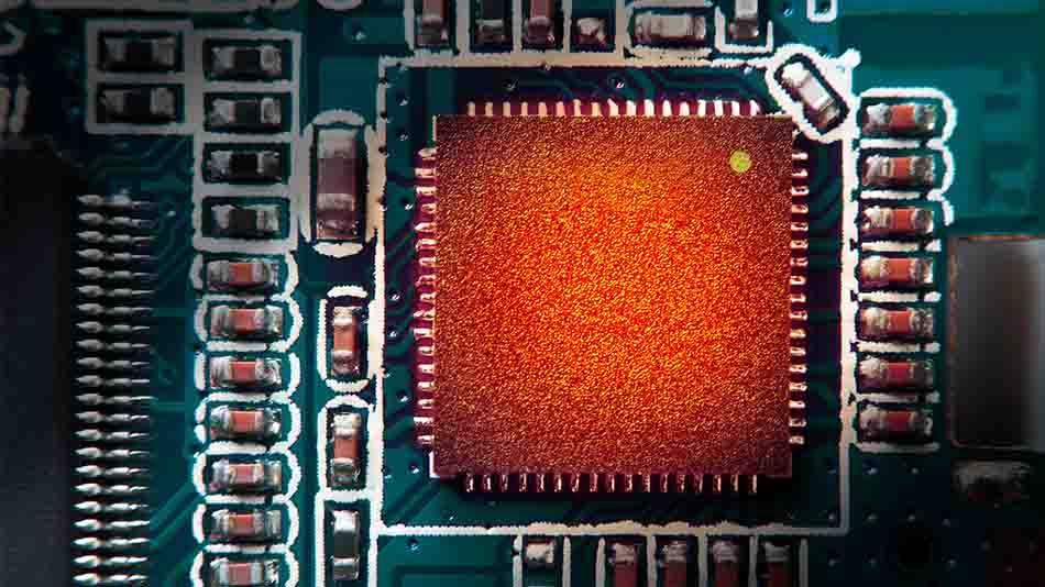 hot semiconductor