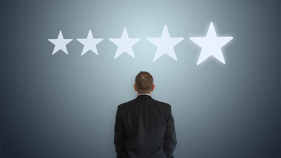seller rating